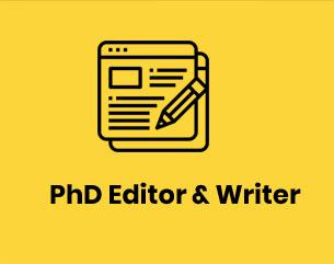 PhD Editor